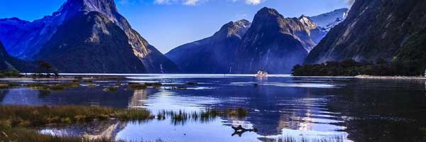 Where to go in Te Anau Fiordland National Park and Milford Sound - Where to go in Te Anau
