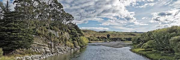 Where to go in Te Anau Waiau River - Where to go in Te Anau